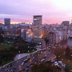 Photo taken at Sheraton Buenos Aires Hotel & Convention Center by Robert C. on 5/18/2012