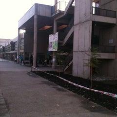 Photo taken at Escuela de Construcción Civil UC by Nicolás E. on 6/4/2012