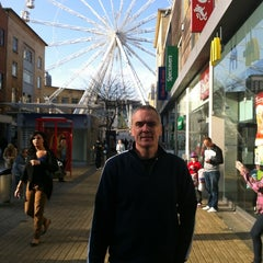 Photo taken at Bristol Wheel by Rob H. on 3/10/2012