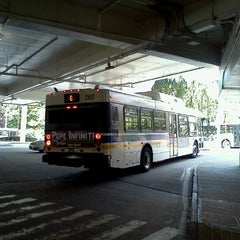 Photo taken at White Plains TransCenter by Trevor L. on 7/9/2012