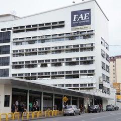 Photo taken at FAE Centro Universitário - Prédio I by FAE Centro Universitário - Prédio I on 3/10/2014