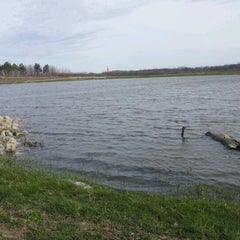 Photo taken at Marr Park by Kelsey G. on 4/23/2013