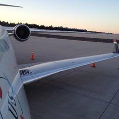 Photo taken at Flagstaff Pulliam Airport (FLG) by Rey Rey G. on 2/16/2013