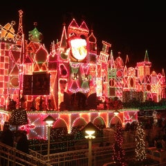 Photo taken at It's a small world by Cooper J. on 1/1/2013