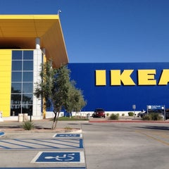 Photo taken at IKEA Tempe by Elisabelle C. on 10/27/2012