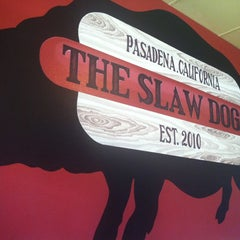 Photo taken at The Slaw Dogs by Chad M. on 1/31/2013