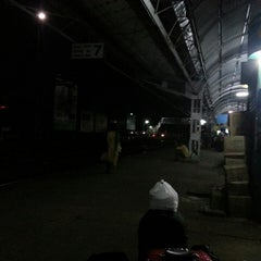 Photo taken at Thrissur Railway Station by Vineeth Kumar M. on 9/3/2013