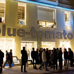 Photo taken at Blue Tomato Shop Wien by Blue T. on 9/19/2012