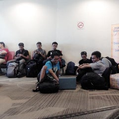 Photo taken at Gate 15 by Sem A. on 3/6/2014