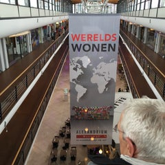 Photo taken at Alexandrium Woonmall by Anneke V. on 5/3/2015