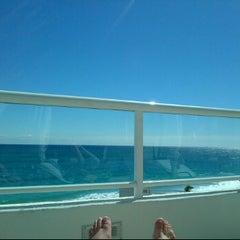 Photo taken at Pool Cabanas by Emily B. on 2/17/2013