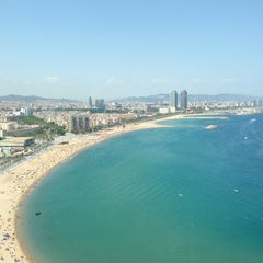 Das Foto wurde bei W Barcelona von Make Love am 7/15/2013 aufgenommen