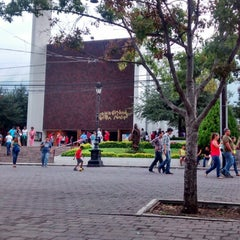 Photo taken at Parroquia De Nuestra Señora De Guadalupe by Charlee C. on 8/3/2014