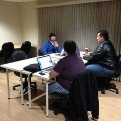 Photo taken at SwitchCube by John K. on 12/6/2012