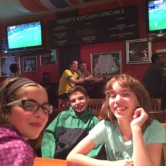 Photo taken at Sports Bar & Grill by Letty S. on 6/23/2014