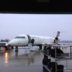Photo taken at University Park Airport (SCE) by Bri J. on 1/11/2013
