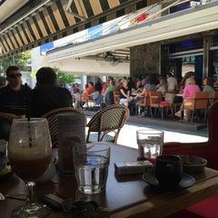 Photo taken at Filion Cafe by John D. on 5/30/2015