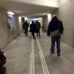 Photo taken at Harbour Interlaken Ost by Nicolas B. on 12/2/2012