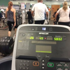 Photo taken at 24 Hour Fitness by Tai F. on 9/30/2014