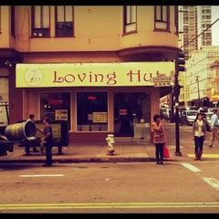 Photo taken at Loving Hut by Kara M. on 6/2/2014