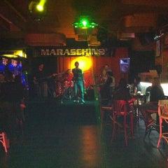 Photo taken at Maraschino by Tattie on 2/21/2013