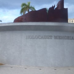 Photo taken at Holocaust Memorial Monument by Tia on 10/7/2012