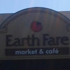 Photo taken at Earth Fare by Arthur D. on 10/17/2012