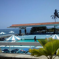 Photo taken at Mombasa Beach Hotel by David M. on 12/30/2013