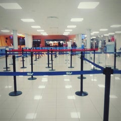 Photo taken at Maurice Bishop International Airport by Thesia M. on 8/24/2015