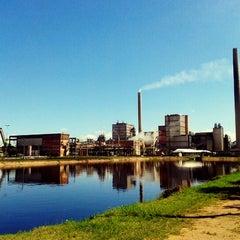 Photo taken at CMPC Celulose Riograndense by Victor G. on 9/14/2012