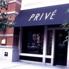 Photo taken at Privé by Cynarah A. on 10/22/2013