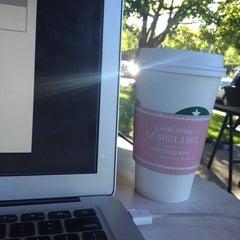 Photo taken at Starbucks by David M. on 9/13/2014