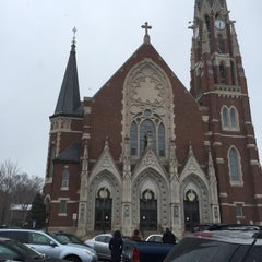 Photo taken at S.S. Peter And Paul Catholic Church by Lorenzo S. on 1/25/2015