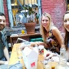 Photo taken at Eat by Nick G. on 7/13/2014