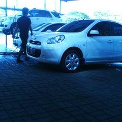 Photo taken at Arini Car Wash by Jelita T. on 2/13/2013