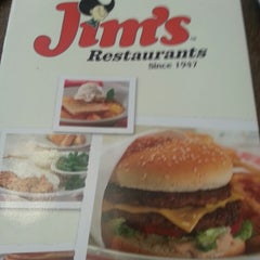 Photo taken at Jim's Restaurant by Virginia U. on 8/2/2014