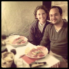 Photo taken at Le Vieux Bistrot by Robert C. on 1/5/2013