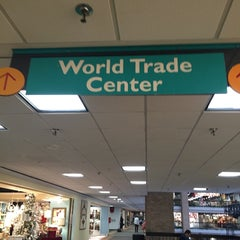 Photo taken at Dallas World Trade Center (WTC) by Eazy on 9/11/2015