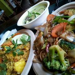 Photo taken at Thai Vegan by Barry G. on 2/20/2013