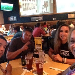 Photo taken at Buffalo Wild Wings by Kimberly K. on 6/12/2015
