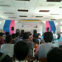 Photo taken at SMK N 5 TELKOM by Noval Putra P. on 2/29/2012