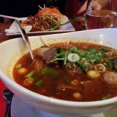 Photo taken at Thai Spice by Jane Z. on 9/1/2014