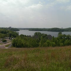 Photo taken at Bryant Lake Disc Golf Course by Connor H. on 5/31/2014