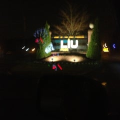 Photo taken at LIU Post by Lauren on 12/5/2012