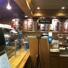 Photo taken at The Coffee Bean & Tea Leaf by June on 2/19/2013