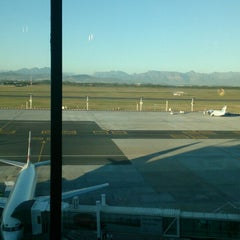 Photo taken at SAA Business Lounge Cape Town by Kirill D. on 6/12/2014