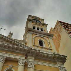 Photo taken at Catedral Metropolitana de Nossa Senhora da Ponte by 歩く眼です on 6/20/2012