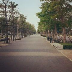 Photo taken at มหาวิทยาลัยมหิดล (Mahidol University) by Salina S. on 1/31/2013