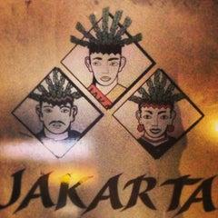 Photo taken at Jakarta Indonesian Restaurant by Simon on 2/26/2013