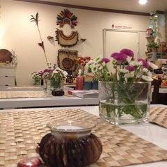 Photo taken at Kusina - Filipino Restaurant by Jan G. on 10/10/2013